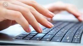 Data entry job It's amazing opportunity for people who want to work