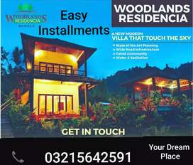 Woodlands Residencia Muree Plots