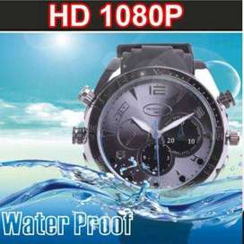 HD Night Vision waterproof hidden camera Watch