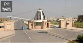10 Marla Plot for Sale in Central Block Bahria Orchard Lahore