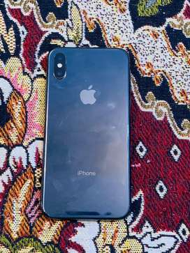 Iam selling iPhone X 256gb
