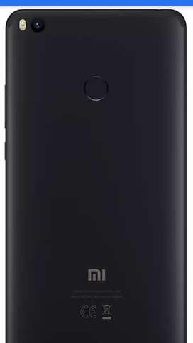 Mi max 2 mobile phone New Condition