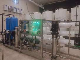 Automatic Mineral Water Ro Plants. Ro plants