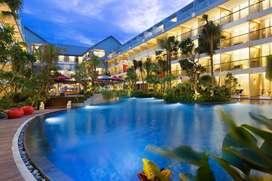 MURAH One Bedrood Apartemen di RAMADA Encore Seminyak Bali