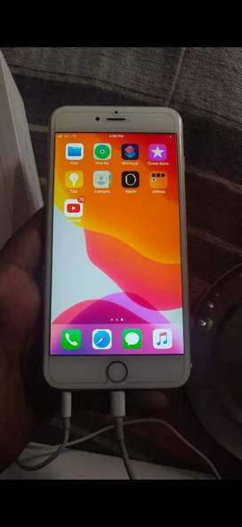 I phone 6s puls 128GB and Original Charger.Hedfon. available