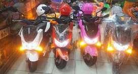 Motor Aki model Nmax