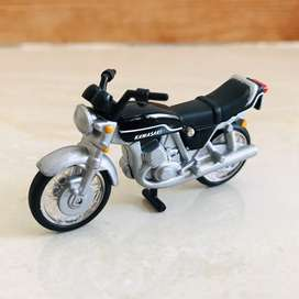 Diecast motor Kawasaki loose diecast