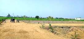 105.55 Gaj ,2950 rupees per gaj plots for sale