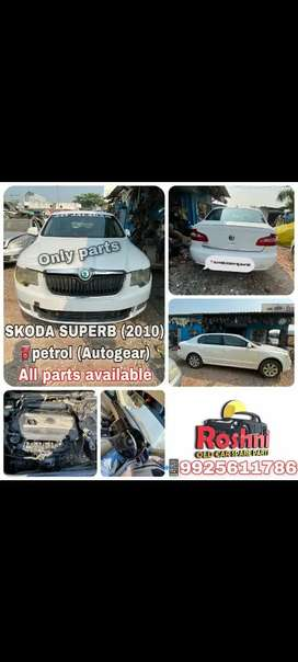 Roshni motrsAll ele and mechanical parts are available of skoda superb