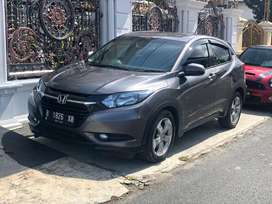 Honda HRV E 2015 Tip Top condition no PR. Barang dijamin bagus!!!