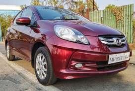 Honda Amaze 2013-2016 VX AT i-Vtech, 2016, Petrol