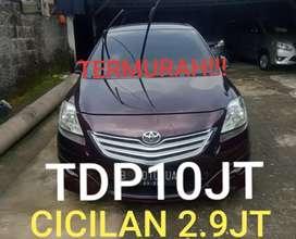 Toyota All New Vios G 1.5 Matic 2012 istimewa tdp&angsuran termurah
