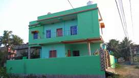 NEW HOUSE(2 BHK) TO LET FOR FAMILY