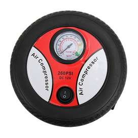 DC 12V Electric Car Tire Inflatable Air Pumps Tyre Pressure Monitor
