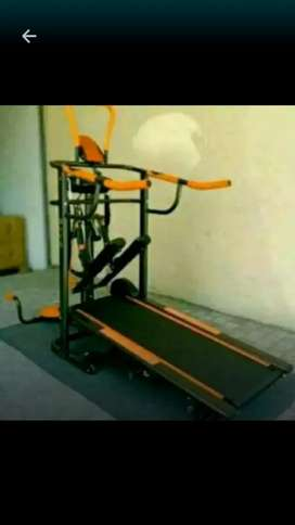 Gym.kapas tredmil manual 6fungsi