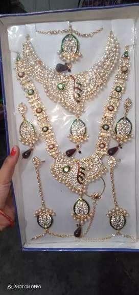 Jewellery Dulhan ke liye