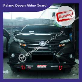 Palang Depan Besi Rhinoguard Xpander Rush Fortuner Avanza Pajero