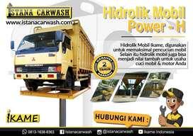 "HIDROLIK MOBIL "" IKAME POWER–H "", Hidrolik Cuci Mobil Motor Termurah"