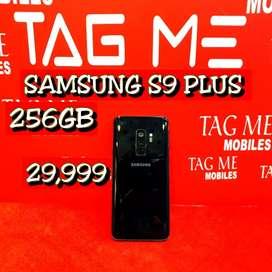 TAG ME SAMSUNG S9 PLUS 256GB
