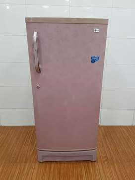 LG pink intellocool 190 ltrs single door refrigerator