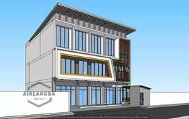 Jasa desain bangunan pabrik, rumah tempat tinggal dll