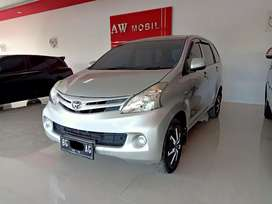 Avanza 1.3 E AT 2014 Good condition Pajak 09/20