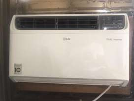 LG 1.5 ton window AC - less than a year old