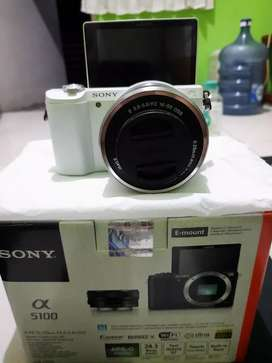 Kamera Mirrorless Sony Alpha 5100