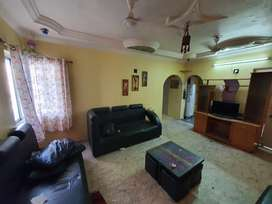 Furnished 2 bhk On Rent at Shyamal Cross Road for Bachlors