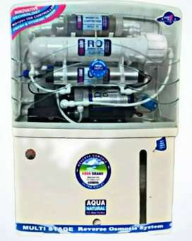 सेलNEW AQUAGRAND RO UV UF TDS CONTROLLER MNRAL CARTIDGE WATER PURIFIER
