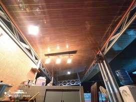 pemasangan plafon pvc murah bergaransi