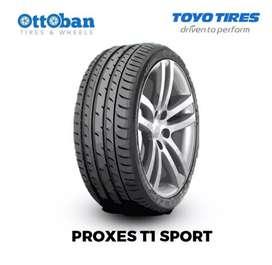 Ban Toyo proxes T1Sport Ukuran 215/40 R18 bisa untuk Civic Camry mercy
