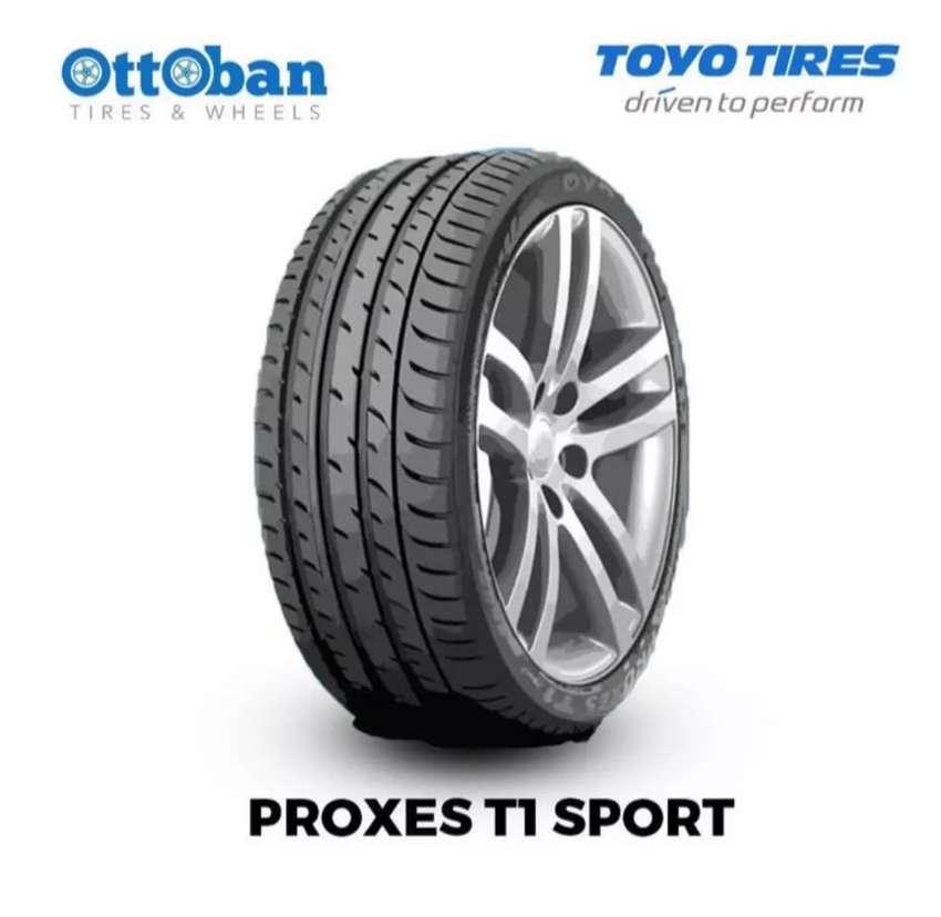 Ban Toyo proxes T1Sport Ukuran 215/40 R18 bisa untuk Civic Camry mercy 0