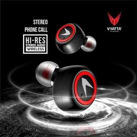 VYATTA AIRBOOM PRIME TWS BLUETOOTH EARPHONE HEADSET 5.0 - ULTRA BASS -
