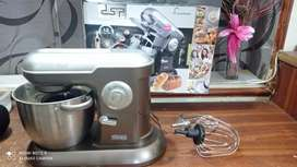 6.5 Liter Stand Dough Maker With 3 Mixing Tools 1200W