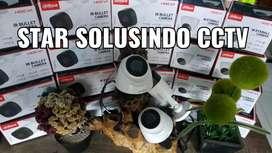 PAKET CCTV KOMPLIT HARGA EKONOMIS !!