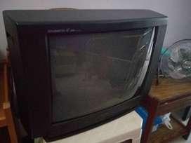 TV Toshiba 21 inch, Dramatic-V 28 system