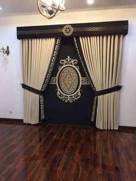 Curtains | Blinds | Mirrors | Sofa Chairs | Flooring | Wallpaper | Bed