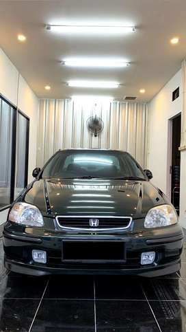 Honda Civic Ferio 1997 Manual