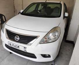 Nissan Sunny XV Premium Pack (Leather), 2012, Diesel