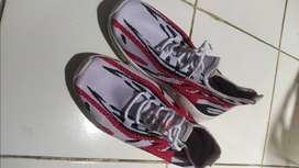 Sepatu larocking wanita ukuran 40 olahraga sport