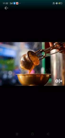 Tandoori Chai maker