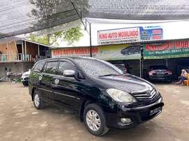 Toyota Innova 2.0V Luxury 2010 matic plat BH