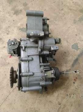 Gear box (Manual Transmission)