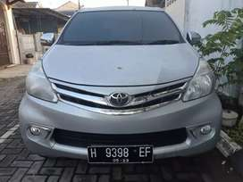 Avanza 1.3 G Mt Air bag 2013 istw