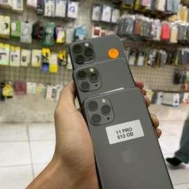 Iphone 11 pro 512Gb face id on bosku