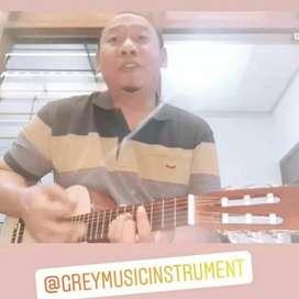 Gitar lele greymusic seri 1284