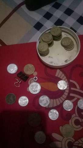 Sapa tau ada yg minat uang koin 50 komodo