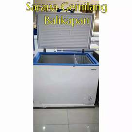 Chest freezer Changhong CBD-205 200L Best Seller Garansi 5th