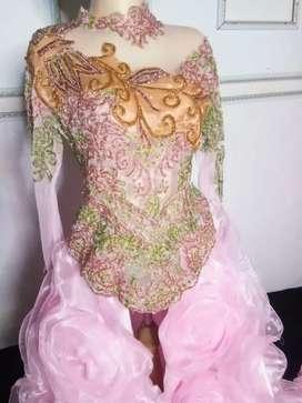 Dijual murah kebaya pengantin